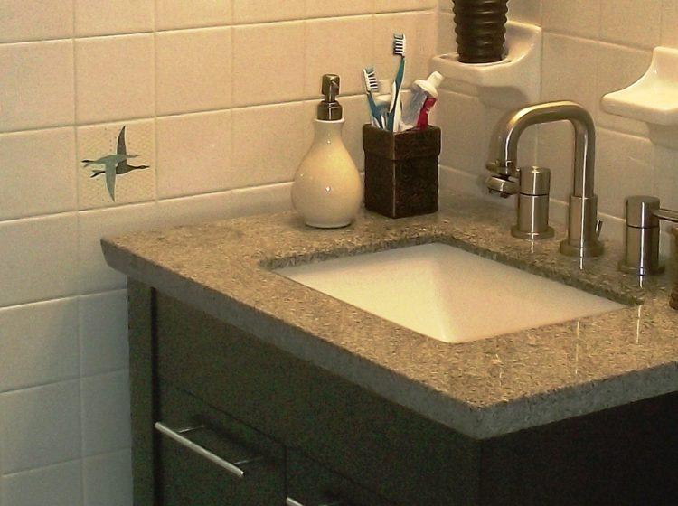 Bathroom Remodel HandyDan Handyman Services - Handyman bathroom remodel